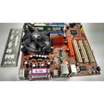 Kit Placa Mãe Itautec Ddr + Pentium 4 3.0 + Cooler + 2gb