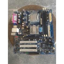 Placa Mãe Digitron Dg661 Fx Com Processador Pentium 4 3.0ghz