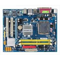Kit Placa Mãe 775 Gigabyte Ga-945gcm-s2c+dual Core+1gbram+es