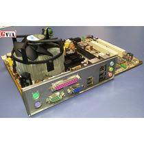 Kit Placa Mãe Asus P5vd2-mx Se C/ Proc. Pentium 4 3.0 Ghz