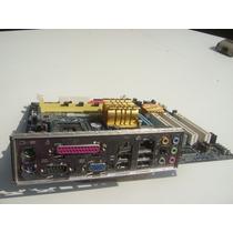 Placa Mãe 775 Ga-945gzm S2 + Memoria Ram 2gb + Espelho