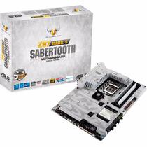 Placa Mãe Asus Sabertooth Z97 Mark S Sli/crossfirex Lga 1150