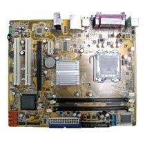 Placa Mae Pcware Socket 775 Ipm31 Rev 1.03 100% Ok Garantia