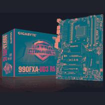 Placa Mãe Gigabyte (amd) Ga-990fxa-ud3 R5 Mania Virtual