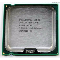 Processador Intel Pentium Dual Core E6500