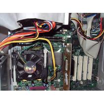 Placa Mae Intel Rock D865perl 478 Proce 2,8 Ghz Usada