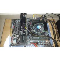 Kit Xeon Octa Core + Placa Mae Evga Lga 1156