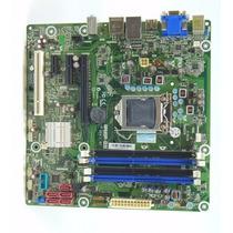 Placa Mae Positivo Socket 1156 Suporta I3 I5 I7 12x S/ Juros