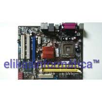 Asus P5kpl-am Lga775/ddr2/on-board Pronta Pra Xeon Lga771