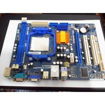 Placa Mae Asrock N68c-m3 Geforce Socket Am3 Ddr3 E Garantia!