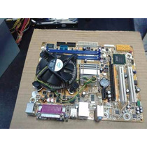 Kit - Placa Intel Dg41wv+proc.d.core E5700+mem.2gb Ddr3