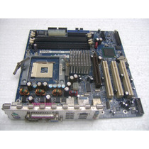 Placa Mãe Ibm Thinkcentre 478 + Pentium 2,4ghz Sem Espelho