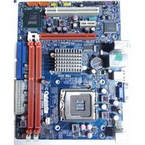 Placa Mãe Megaware G41t-m7 15-r60-011002 Quad Core Ddr3 100%