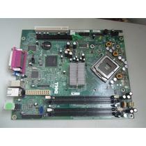 Placa-mãe Para Pc Desktop 775 Ddr2 Dell Sci23-r13 Optiplex