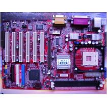Placa Mãe Msi 845ge Max Ms-6580 Socket 478.funcionando 100%