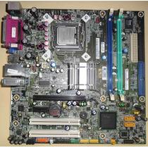 Kit Placa Mãe Lenovo Com Dual Core Soquete 775 Ddr2