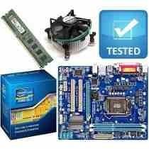 Kit Gigabyte H61m + Intel® I5 3330 Core 3º Ger. + Mem 8gb