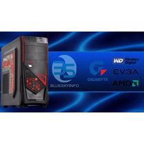 Cpu Gamer Ga-970a-ds3p + Fx8350 + 8gb + Hd1tb + Evga 430w
