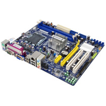 Kit Placa Mãe 775 Foxconn G31mx-k Ddr2 + Dual Core 2.6 Ghz