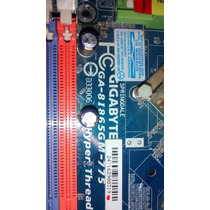 Pl Mae Socket 775 Ddr 1 Gigabyte Ga-8i865gm-775 C/ Espelho