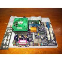 A011-kit Ecs K7som+ 462 Athlon Xp1700 256mb Ddr266/333/400