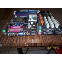 Placa Mãe Ecs P4m800pro-m V. 2.0 775