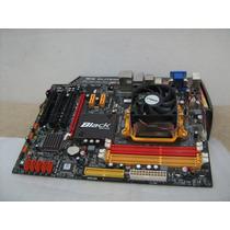 Kit P. Mãe Am3 Ecs A785gm-ad3 + Athlon X4 620 C/ Cooler Box