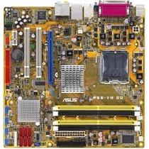 Placa Mãe 775 Ddr2 Até 8gb E Core 2 Quad Garantia 1 Ano