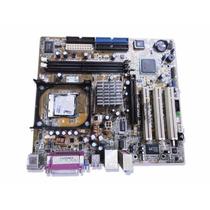 Placa Mãe Asus P4ge-mx Soquete 478 Intel