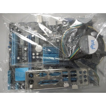 Kit Placa Mae Asus P5g41t-m Lx3 / 775 / Ddr3