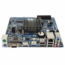 Placa Mae Pcware Mini Itx Ipx1800g2 C/ Intel Celeron Dual-co