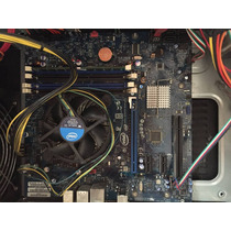 Kit I5-650 3.20ghz + Placa Mãe Intel Dp55wb + 4gb Ddr3 1333