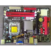 Placa Mãe Biostar G41d3c (socket 775) Ddr3 - Semi Nova