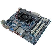 Kit Placa Mãe Hdc-m + Processador Amd C60 Dual Core 1.3ghz