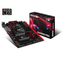 Placa Mãe Msi Z170a Gaming Pro Lga 1151 Intel Z170