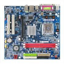 Placa Mãe 775 Ga-vm900m 2.0 Onboard Cel/p4/dual Core 2 Duo