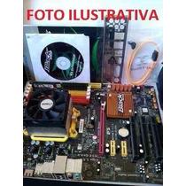 Kit Placa Mãe Black Series Gf8200a + Phenom X3 2.8 + 2gb Mem