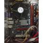 Kit Placa Mãe Ecs G41t-m7 , Processador Celeron 2.6ghz