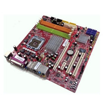 Placa-mãe Lga 775 Ddr2 Chipset Intel: Dual, Core 2 Duo, Pcie