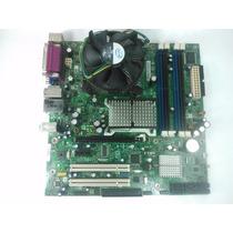 Kit Placa Mae Intel Dq965gf + Dual Core E5700