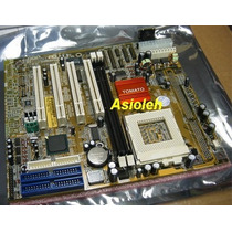 Placa Mãe At/ Atx Nova P/ Pentium 3 E Celeron Soquete 370
