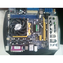 Kit Am2 Athlon 64 X2 5000+ 2.6ghz + Placa Foxconn Vs A6vmx