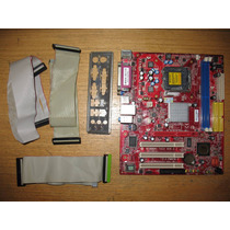 Placa-mãe 775 Msi Positivo Pm8pm-v N1996 Ms-7222 V2.2 V/s/r