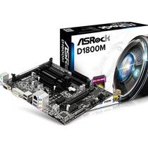 Kit Asrock D1800m Celeron Dual Core 2.58ghz Hdmi Usb 3.0