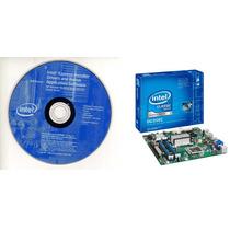 Cd Drivers Placa Mãe Intel Dg35ec - Original