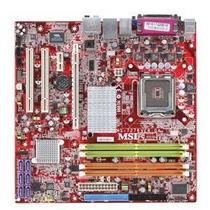 Placa Mae Msi Ms 7276 G965 (positivo) Socket 775 Ddr-2
