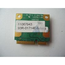 Placa De Rede Wireless Neopc Special 750