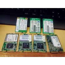 Placas Wireless B/gn Mini Pci Express Realtek Vários Modelos