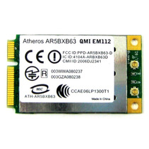 Placa Wireless Atheros Ar5bxb63 P/ Notebook Acer-asus-sony!