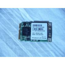 Placa De Rede Wirelles De Notebook Hp Dv6000